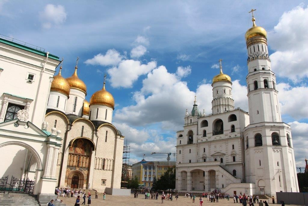 Day 11 Kremlin