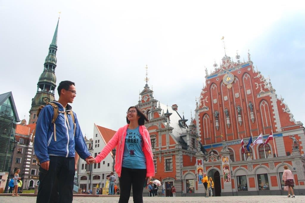 Day 6 Riga Old Town