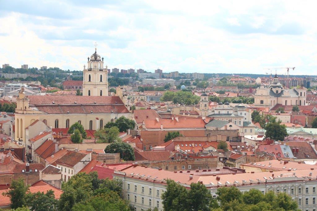 Day 9 Vilnius